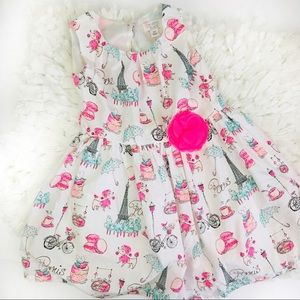 1989 Place Paris Dress 3T